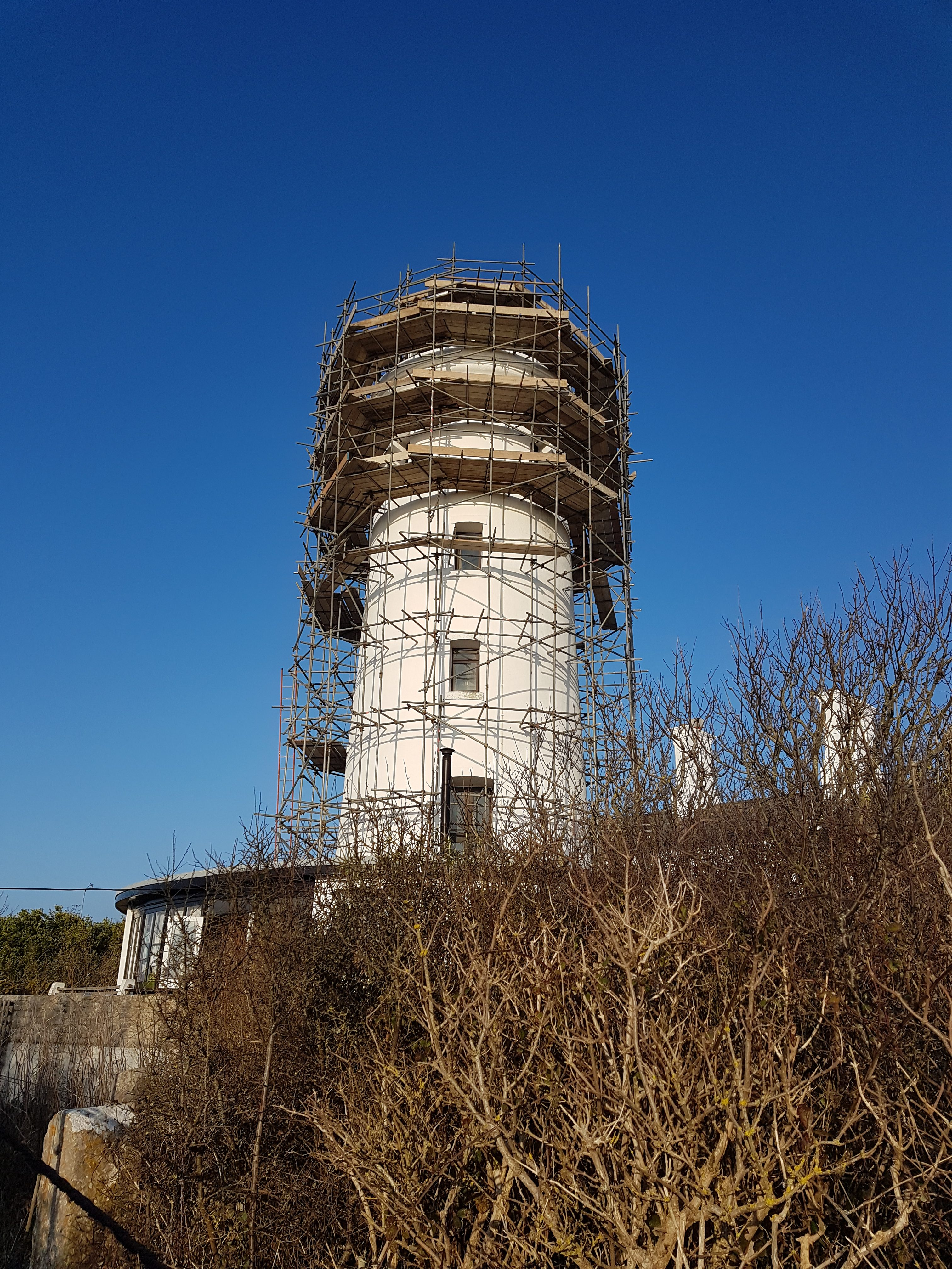 Old lighthouse Portland