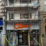 Commercial Scaffold hire