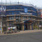 Scaffold in weymouth
